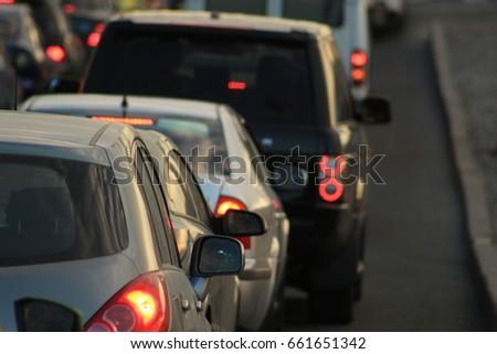 Traffic jams #661651342