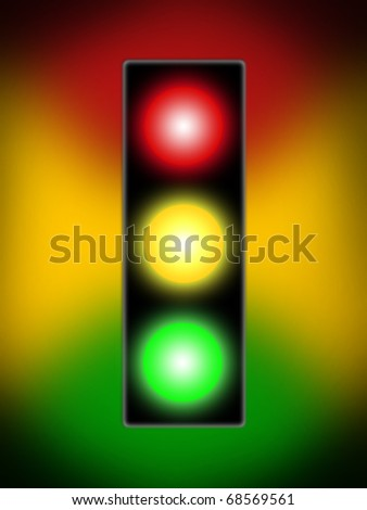 traffic light design