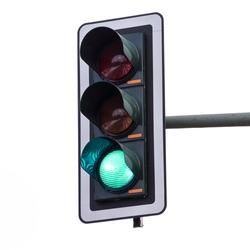 Traffic lights (green)
