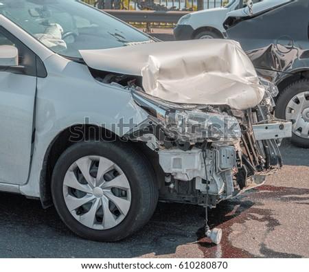 Traffic Mishap #610280870