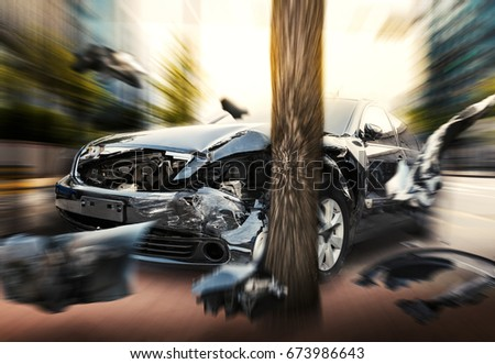 Traffic Mishap #673986643
