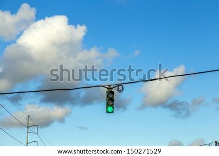 traffic regulation in america with traffic lights