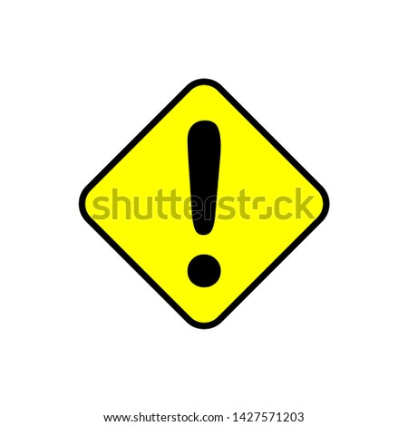 traffic signs to be careful or beware  #1427571203