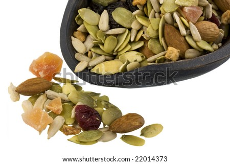 Cranberry-Pumpkin Seed Trail Mix Recipes — Dishmaps