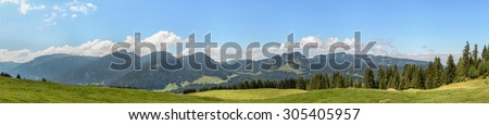 Trail Söllereck, Riezlern, Kleinwalsertal, Austria #305405957