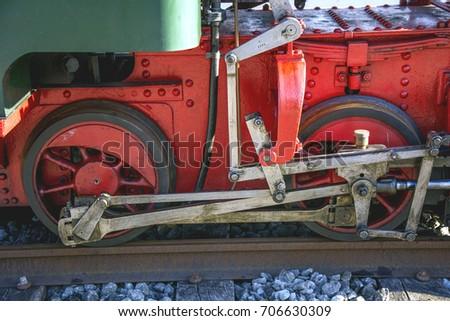 Train detail 5 #706630309