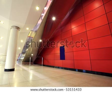 train station in Hong Kong