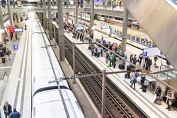 train station / Metro