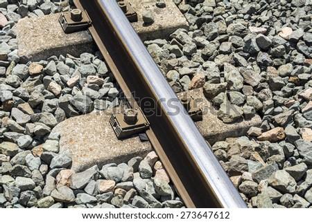 Train tracks #273647612