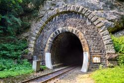 Train Tunnel - Harmanec, Slovakia