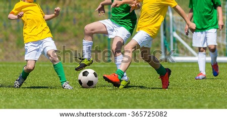 training and football match...