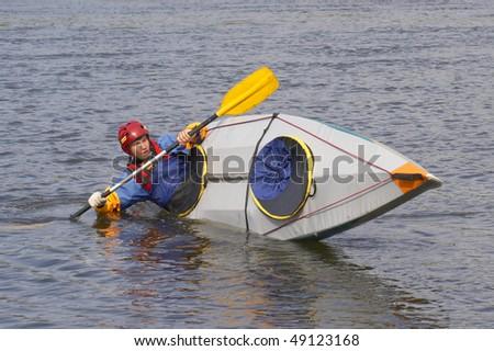 Training before rafting