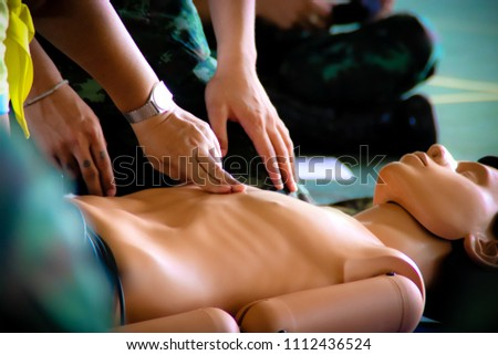 Training the heart pumps using a training assistant model. #1112436524