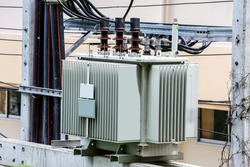 Transformer High voltage electrical