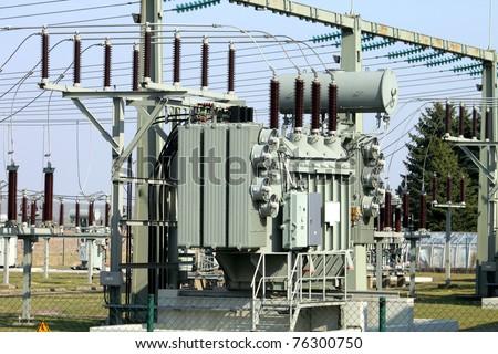 transformer isolator transformer station #76300750