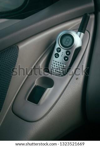 Transmitter, Portable radio, Portable radio transmitter #1323521669