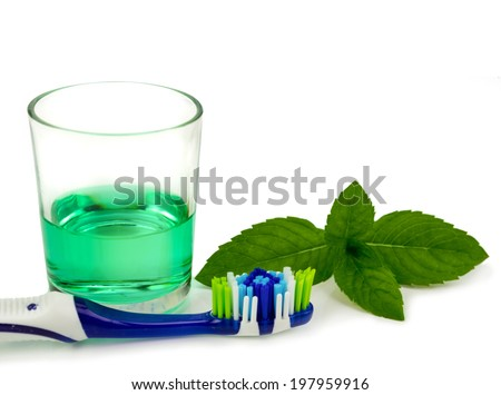 Transparent cup of tea with jasmine flower healthy drink