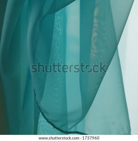 Transparent Curtain Textile