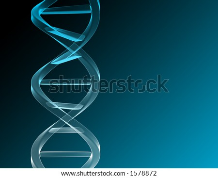 Transparent DNA
