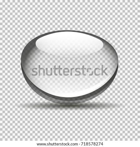 transparent drop for cool design. background
