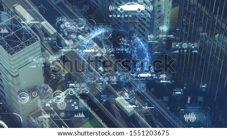 Transportation and technology. Intelligent Transport Systems. 5G. IoT. #1551203675