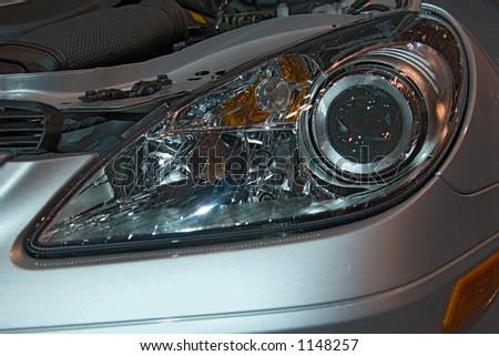 transportation auto show toronto light