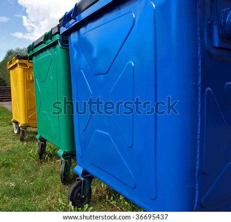 Trashbins for recycling