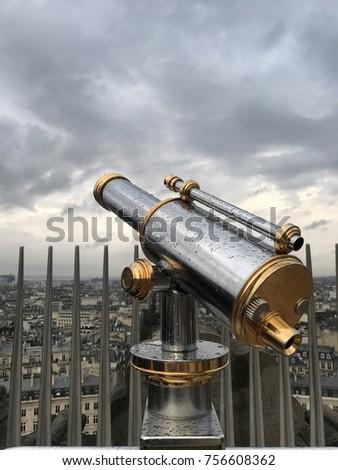 Travel, Europe, Paris #756608362