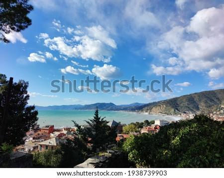 Travel in Liguria, Sestri Levante, Italy Stock photo ©