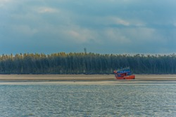 Travel Indian beach Digha sunrise west Bengal roadtrip summer vacation boat goldenhour  landscapes