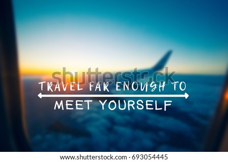 Free Photos Inspirational Motivational Life Quote On Wing Of An Enchanting Airplane Quotes