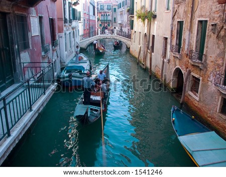 Travel Italy Venice City