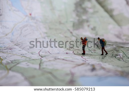 Travel map #585079213