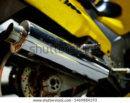 travel stainless steel exhaust system