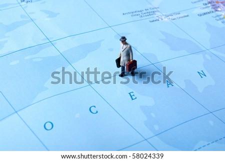 travel thru ocean