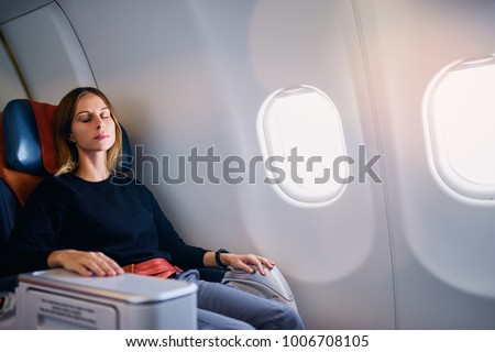 traveling at first class....