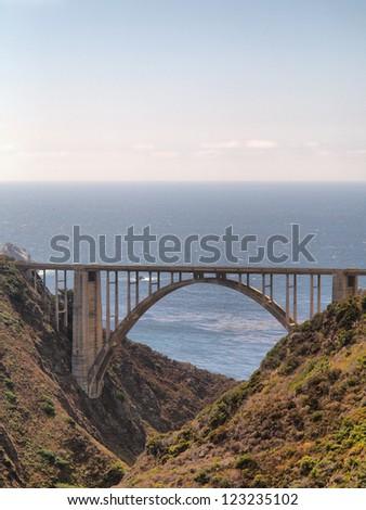 Traveling Highway One, California, USA