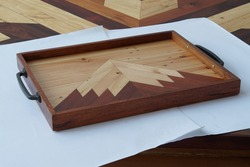 tray design. coffee tray. wood tray. tray modren. wood pattern.