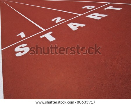 Treadmill Stock photo ©