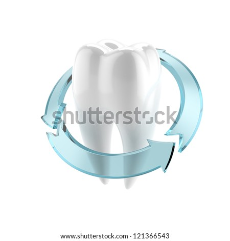 Treatment of tooth