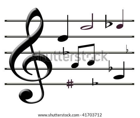 music staff paper. printable blank staff paper.