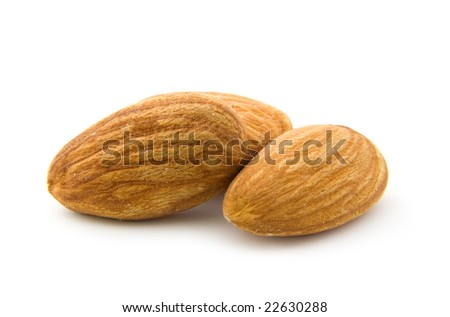 Tree salted almonds