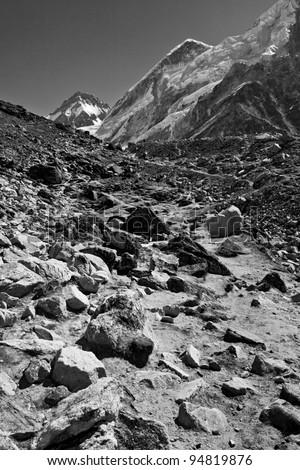 Trek to the Mt. Everest - Nepal