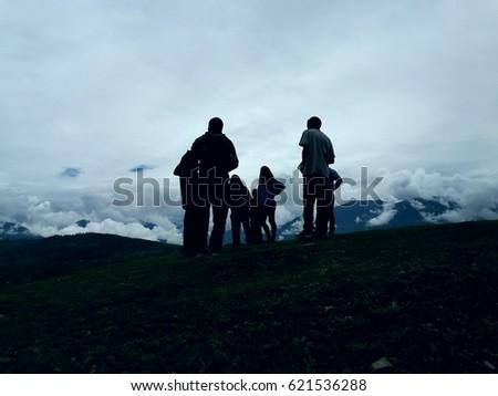 Trekking Group #621536288