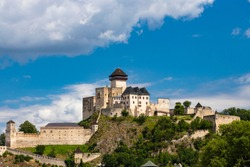 Trencin Castle (Trenciansky Hrad), Slovakia