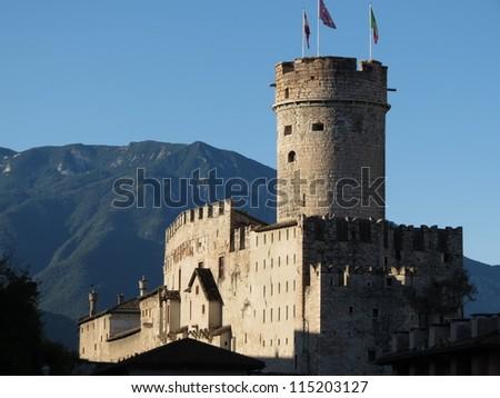 Trento - Buonconsiglio castle