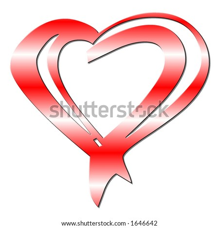 stock photo Tribal Heart