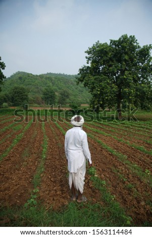 tribal life and livelihood through farming at Sabarkantha, Gujarat