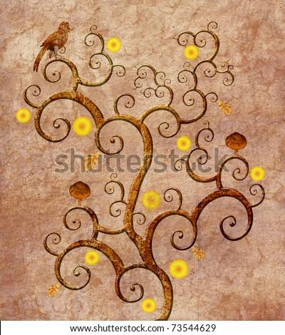 tree of life klimt. to Klimt - Tree of life