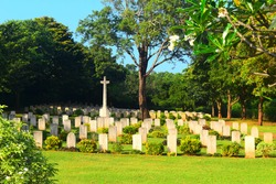 Trincomalee British War Cemetery (also known as Trincomalee War Cemetery) is a British military cemetery in Trincomalee, Sri Lanka, for soldiers of the British Empire who were killed